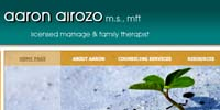 Aaron Airozo, Licensed Marriage & Family Therapist