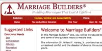 Marriage Builders