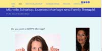 Michelle Scharlop, Licensed Marriage and Family Therapist