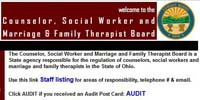Ohio Counselor, Social Worker and Marriage and Family Therapist Board