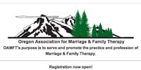 Oregon Association for Marriage & Family Therapy