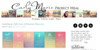 CarlyMarie Project Heal