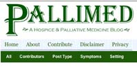 Pallimed: A Hospice & Palliative Medicine Grief Blog