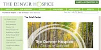 The Denver Hospice Grief Center