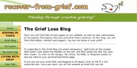 The Grief Loss Blog