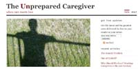 The Unprepared Caregiver