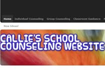 Callie's School Counseling Website