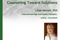 Counseling Towards Solutions