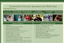 Counselor's Corner:  Lessons and Activities