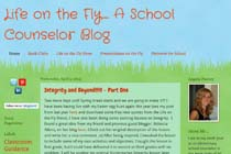 Life on the Fly...  A School Counselor Blog