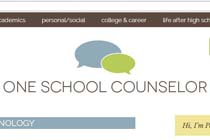 One School Counselor