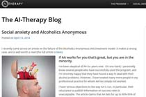 The Al-Therapy Blog