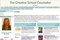 The Creative School Counselor