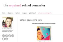 The Sequined School Counselor