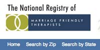 National Directory of Marriage Friendly Therapists