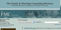 The Family & Marriage Counseling Directory