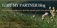 LOST MY PARTNER blog