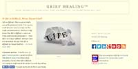The Grief Healing Blog
