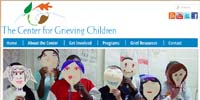 The Grieving Center For Children, Teens & Families