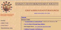 Violent Death Bereavement Society